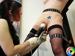 Wicked Mistress Jezebel gives Star a taste of the lash